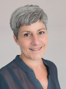 Doris Victoria Zeiller, Dipl. Praktikerin der Grinberg Methode, Porträt